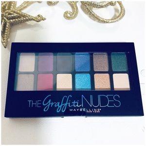 "Maybelline Makeup - Maybelline® The Graffiti Nudes Eyeshadow Palette"""